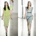 Beautiful COlored Rodarte Spring Summer 2012 Collection_4