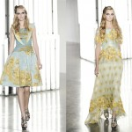 Beautiful COlored Rodarte Spring Summer 2012 Collection_7