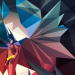 Colorful Illustrations of Superhero