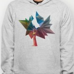 Colorful Illustrations of Superhero Hoody