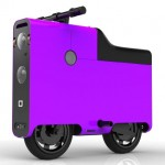 Colorful Electric Scooter