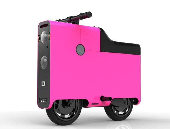 Colorful Electric Scooter_9