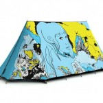 Colorful FieldCandy Tents