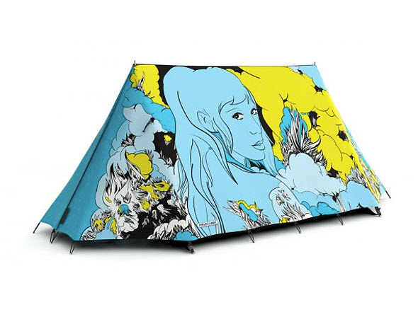 Colorful FieldCandy Tents_4