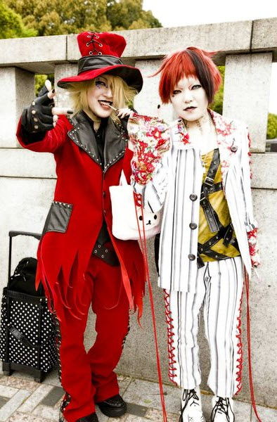 Extreme Colorful Harajuku Fashion Style_6