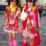 Extreme Colorful Harajuku Fashion Style_9