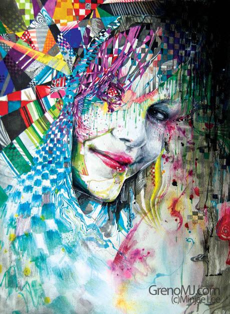 Wonderful Artwork by Minjae Lee_1