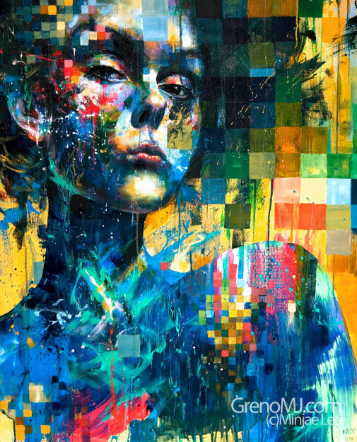 Wonderful Artwork by Minjae Lee_3