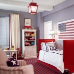 Colorful Boys Room Paint Idea's