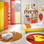 Colorful Boys Room Paint Idea's_13
