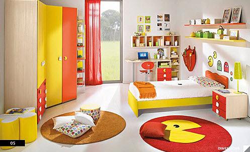 Colorful Boys Room Paint Idea's_13