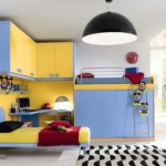 Colorful Boys Room Paint Idea's_19