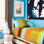 Colorful Boys Room Paint Idea's_2