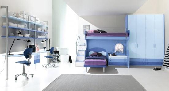Colorful Boys Room Paint Idea's_20
