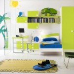 Colorful Boys Room Paint Ideas