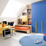 Colorful Boys Room Paint Idea's_24