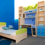 Colorful Boys Room Paint Idea's_6