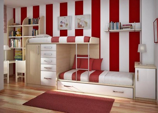 Colorful Boys Room Paint Idea's_8