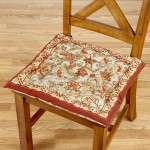 Colorful Dining Room Chair Cushions_1