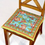 Colorful Dining Room Chair Cushions_2