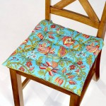 Colorful Dining Room Chair Cushions_3