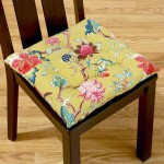 Colorful Dining Room Chair Cushions_4