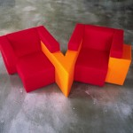 To Gather Colorful Sofa Collection by Studio Lawrence_2