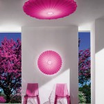 Colorful Fabric Pendant Lamp, Muse of Axo Light_3