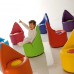 Colorful Kids Chairs by Adrenalina_3