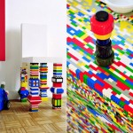 Colorful Lego Kitchen