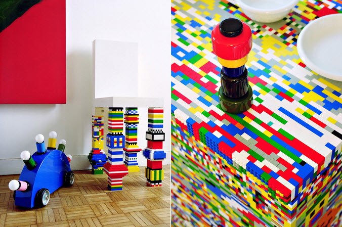 Colorful Lego Kitchen_1