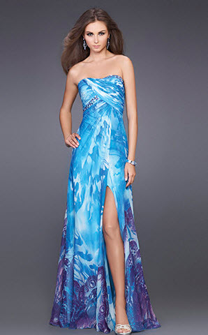Multi Color Prom Dresses_16