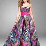 Multi Color Prom Dresses_2