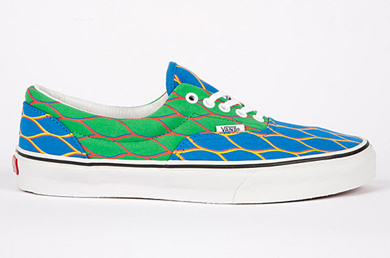 Kenzo x Vans Era Sneaker Collection