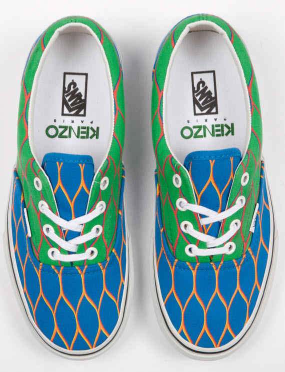 Kenzo x Vans Era Sneaker Collection_1