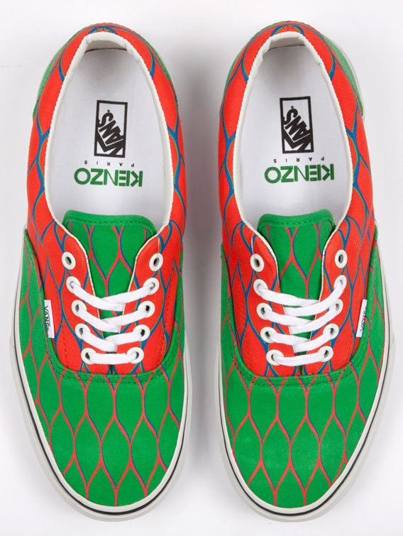 Kenzo x Vans Era Sneaker Collection_3