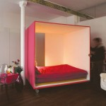 Mobile Bed Cube For A Studio Apartment_2