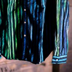 Nepenthes Loop Back Shirts with Bold and Vivid Stripes_2