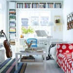 Colorful Furnitures for Small Apartment_11