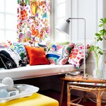 Colorful Furnitures for Small Apartment_13