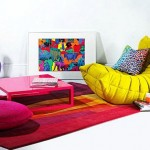 Colorful Furnitures for Small Apartment_2