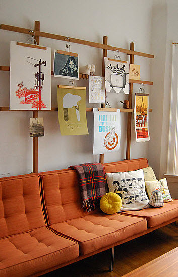 Colorful Furnitures for Small Apartment_6