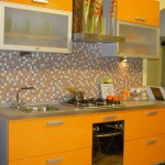 37 Colorful Kitchen Backsplash Pictures