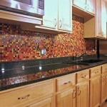 Colorful Kitchen Backsplash Pictures_11
