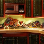 Colorful Kitchen Backsplash Pictures_15