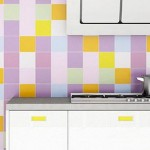 Colorful Kitchen Backsplash Pictures_2