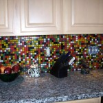Colorful Kitchen Backsplash Pictures_24
