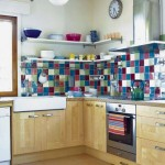 Colorful Kitchen Backsplash Pictures_3