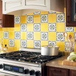 Colorful Kitchen Backsplash Pictures_32