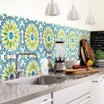 Colorful Kitchen Backsplash Pictures_35